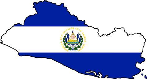 El Salvador Flag 070711 Vector Clip Art Free Clip Art
