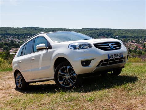 Renault Koleos Modification by Koleos 1st Generation Facelift Koleos Renault Base