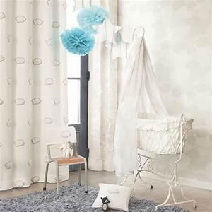 Vorhänge Babyzimmer Mädchen : gardinen im kinderzimmer 12 ideen f r die gestaltung ~ Whattoseeinmadrid.com Haus und Dekorationen