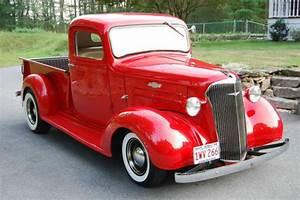 1937 Chevrolet Pick Up Truck Chevy