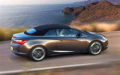 Opel Cascada 2018 Widescreen Exotic Car Picture 13 Of 28