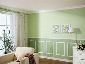 Wände Farblich Gestalten Beispiele : ideen mit stuck aus kunststoff selber machen heimwerkermagazin ~ Markanthonyermac.com Haus und Dekorationen