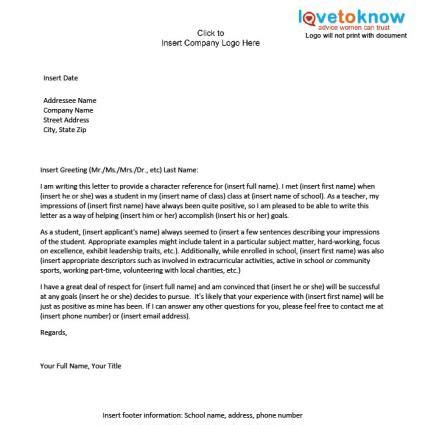 examples   character reference letter job references