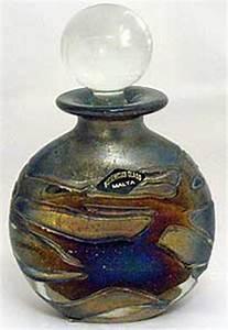 Phoenician Glass Bottle