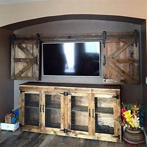 Best rustic entertainment centers ideas on