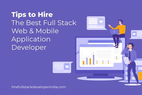 mobile web developer tips to hire the best stack web mobile application