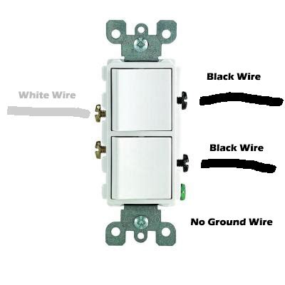 Wiring Help For Leviton Double Switch
