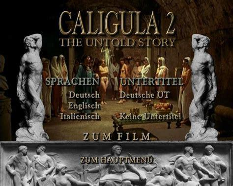 Caligula Ii The Untold Story Avi Fainasan