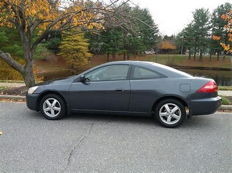 2005 honda accord 2 door find used 2005 honda accord ex coupe 2 door 2 4l in