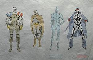 Archaeologizing Watchmen: An Interview With Dave Gibbons ...
