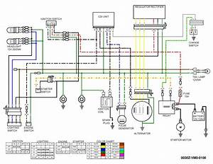 2016 Honda Odyssey Alternator Wiring Diagram  92 Honda