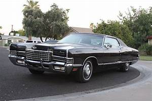 Triple Black  1972 Mercury Marquis Brougham