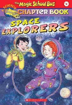 magic school bus science chapter book  space