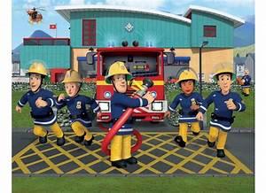 Wandsticker Feuerwehrmann Sam : teppich bettvorleger feuerwehrmann sam spielteppich kinderzimmer deko ebay ~ Whattoseeinmadrid.com Haus und Dekorationen
