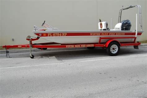 Rescue One Boats by Personnel Stations And Apparatus Winter Park
