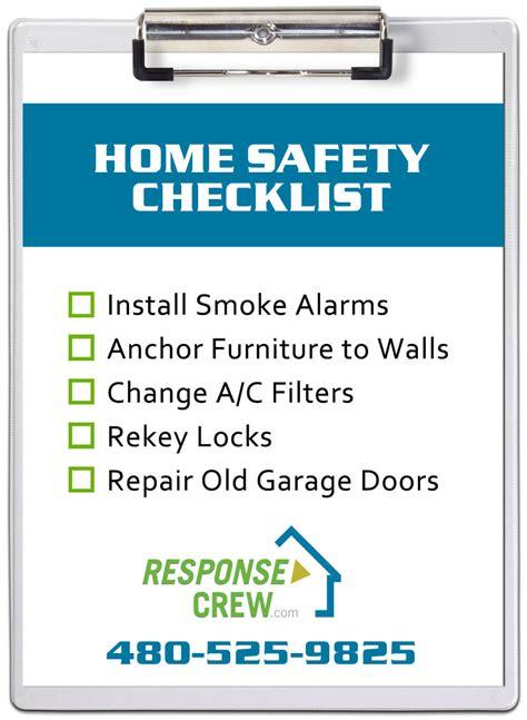 Response Crew Keeps Phoenix Area Homes Safe Response Crew