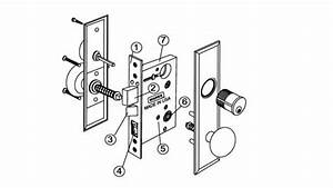 Mortise Lock Service  U0026 Repair Portland  Oregon  Or
