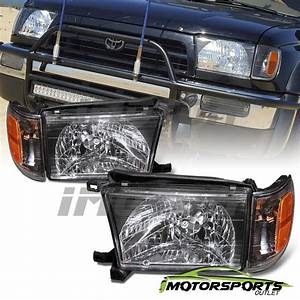 1998 Toyota 4runner Headlight Embly Parts Diagram  Toyota