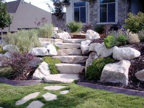 Moderner Garten Mit Steinen by 53 Erstaunliche Bilder Gartengestaltung Mit Steinen