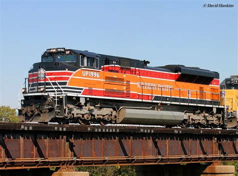 Union Pacific's Commemorative Fleet