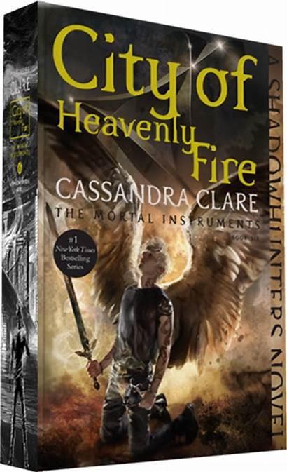 Heavenly Fire Shadowhunters Mortal Instruments Bones Clare