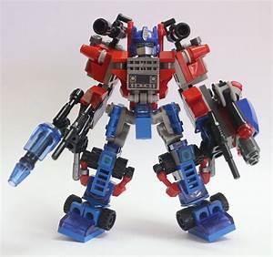 Crazy Kre-o Transformers Optimus Prime www.facebook.com ...