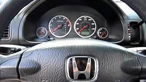 Sold 2004 Honda Cr