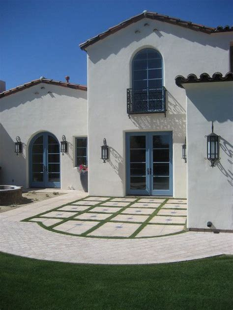 modern spanish residential design remodeling exterior