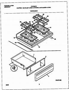 Frigidaire Gas Range Wiring Diagram Parts
