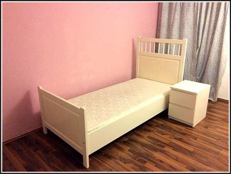 Ikea Odda Bett Aufbauanleitung  Betten  House Und Dekor