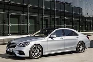 Mercedes Classe S 350 : mercedes classe s restylee 2017 avec 6 cylindres en ligne shanghai 2017 ~ Gottalentnigeria.com Avis de Voitures