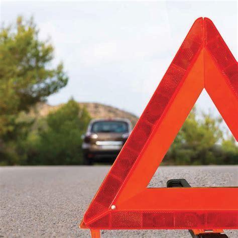 Truckline Breakdown Warning Triangles