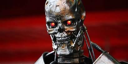 Robots Scary Robot Terminator Tech Overlords Gen