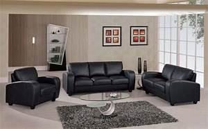 best paint color for living room with black furniture With black furniture living room ideas