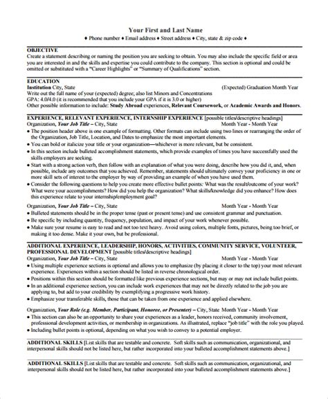 manager resume sample sample event planner resume 8 documents in pdf