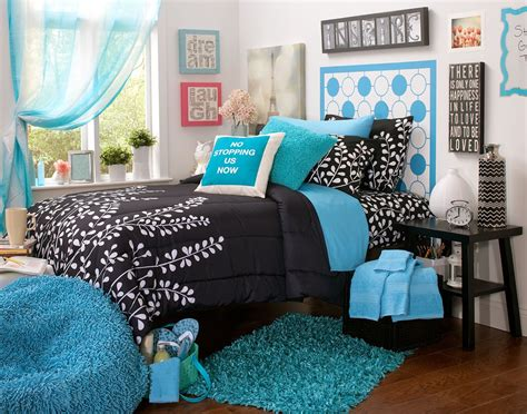 decor ideas for bedroom black and teal bedroom decorating ideas