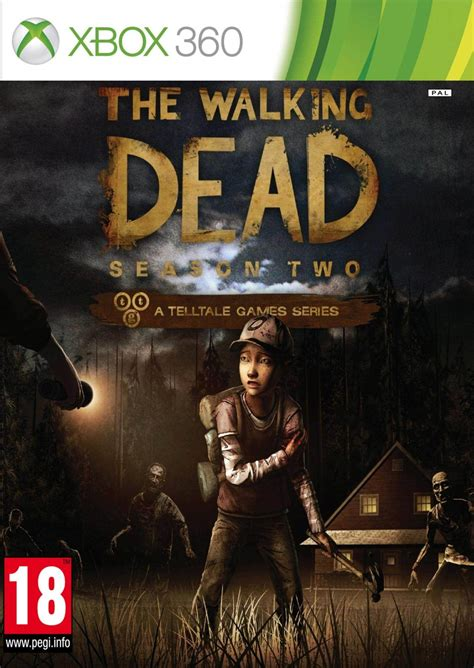 The Walking Dead Season Two Xbox 360 Review Any Game