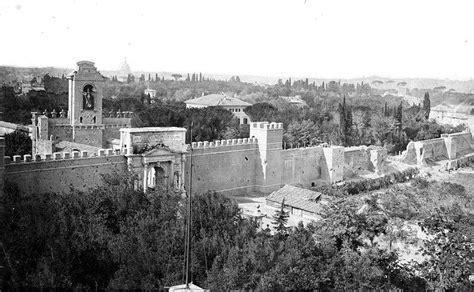 breccia porta pia 20 settembre 1870 la breccia di porta pia a roma