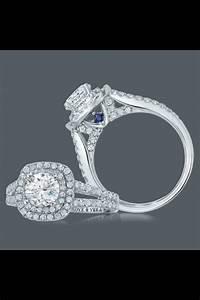 vera wang collection princess cut engagement rings With vera wang wedding rings love collection
