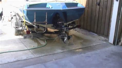 Boat Engine Muffs by How To Run Your Boat On Muffs Glastron Cold Start
