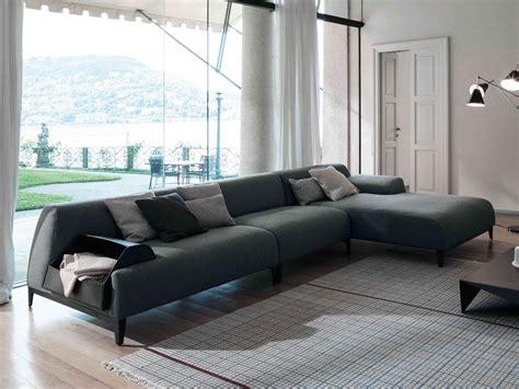Divani Con Chaise Longue Immagini : Cave Sofa With Chaise Longue By Bonaldo Design Mauro Lipparini