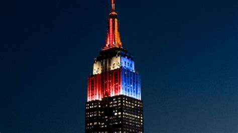 empire state color empire state building to be lit with new york city fc