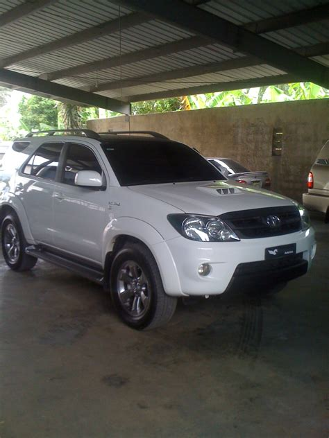 perezaut  toyota fortuner specs  modification
