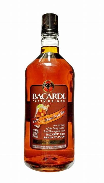 Bacardi Tea Rum Island Iced Flavors Cocktails