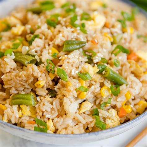 Rice flour or rice powder is widely used in culinary preparation across southeast asia, japan and india. How to Cook Egg fried rice with leftover Rice - Article Ritz