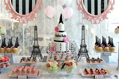 Parisian Baby Shower Invitations by Temas Para Ch 225 De Beb 234 De Menina Mil Dicas De M 227 E