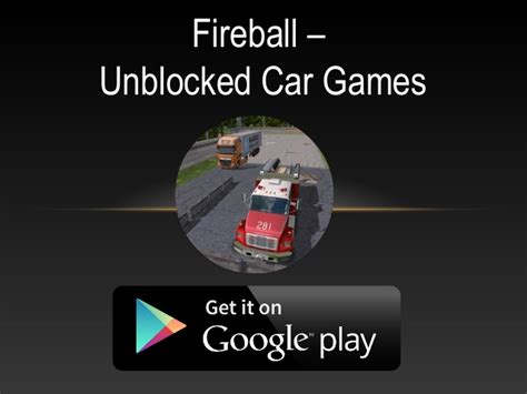 Fireball Unblocked Car Games By Guchin Games
