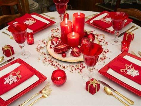 Tischdeko Weihnachten Rot by Tischdeko Zu Weihnachten 100 Fantastische Ideen