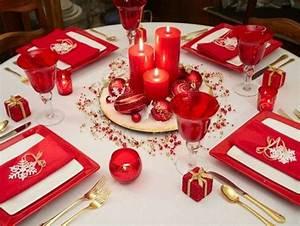Tischdeko Rot Weiß : tischdeko zu weihnachten 100 fantastische ideen ~ Indierocktalk.com Haus und Dekorationen