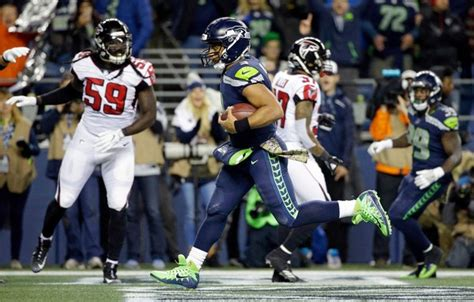 seattle seahawks lose  atlanta falcons score recap